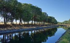 Los agricultores de Orellana adelantan a la semana que viene el riego de sus parcelas