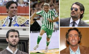 Fran Rivera, Pipi Estrada y el bético Joaquín, en el elenco de famosos para el partido solidario en Badajoz
