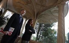 Pilar Jurado, presidenta de la SGAE: «No nos hemos muerto»