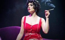 Rodetacón Teatro pone hoy en escena en Los Santos de Maimona un musical que homenajea a Sara Montiel