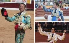 Antonio Ferrera, Ginés Marín y Emilio de Justo harán triplete en San Isidro