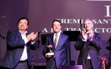 Matías Prats : «Es un premio especial y de corazón»