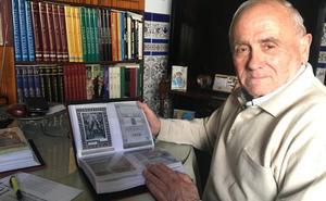 64 años coleccionando carteles de la Semana Santa
