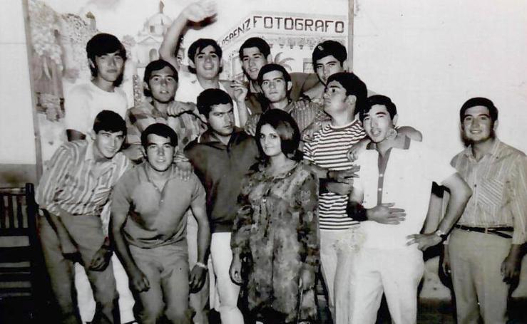 Así fue el paso de Pedro Almodóvar por Madrigalejo