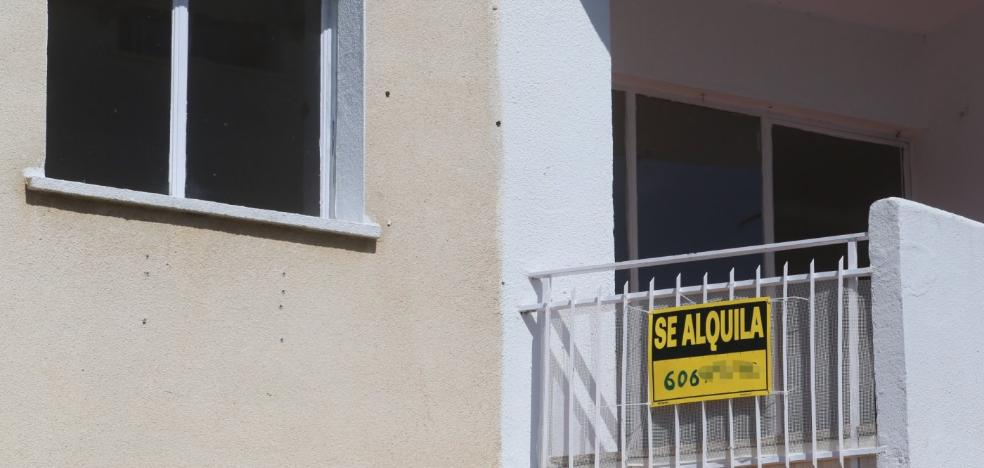 Las solicitudes de ayudas al alquiler duplican la convocatoria anterior