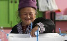 Los tailandeses vuelven a las urnas tras siete años