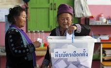 Comienzan en Tailandia las primeras elecciones desde el golpe de 2014