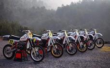 Prueba del Campeonato de España de clásicas de motocross, el domingo día 31 en Pueblonuevo de Miramontes