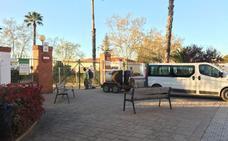 El parque de San Roque de Almendralejo estará cerrado dos meses por nuevas obras en varios puntos