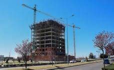 La construcción registra su menor número de parados desde que comenzó la crisis