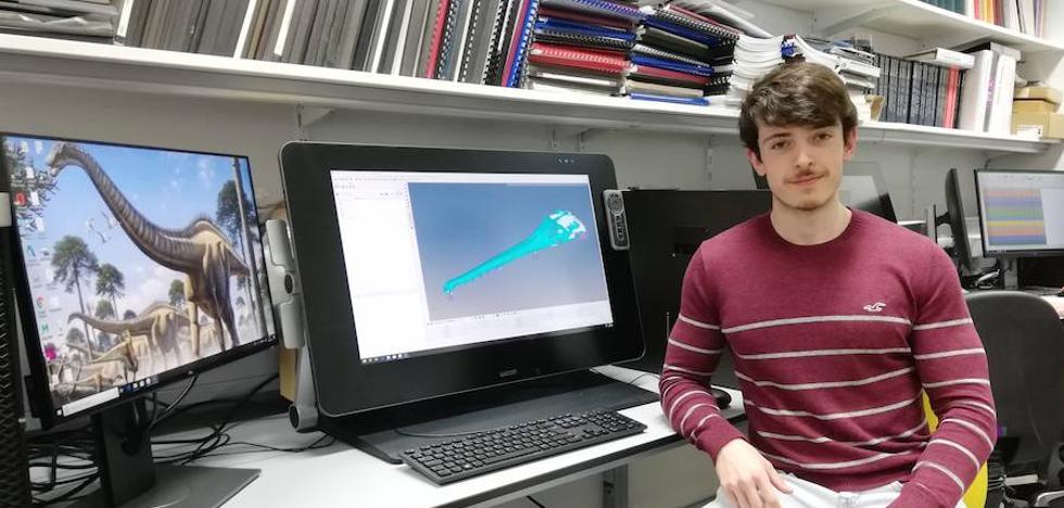 Un joven biólogo cacereño, mejor tesis de máster del Reino Unido
