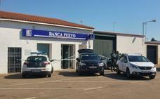 Dos atracadores hieren de gravedad al director de una sucursal en Villafranco