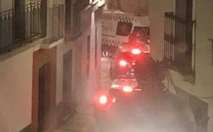 Un hombre resulta herido en una pelea en el Casco Antiguo de Badajoz