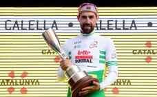 De Gendt gana la primera etapa de la Volta y es líder
