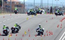 Los guardias civiles que irán a la Vuelta a España se seleccionarán en Mérida