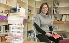 Irene Sánchez Carrón cierra el curso del aula de literatura Gabriel y Galán