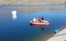 La Junta sustituye la toma de agua de la presa de las Majadillas