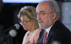 Muñoz Machado asegura que «mendigar es indigno para la Real Academia»