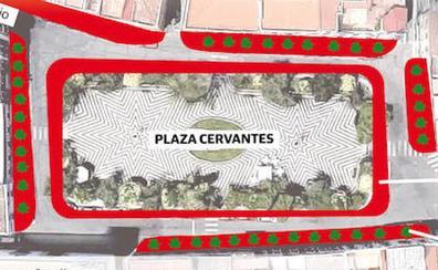 El Ayuntamiento de Badajoz ampliará las aceras y eliminará los aparcamientos de San Andrés