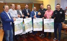 Un centenar de corredores en La European Paracycling de Cáceres