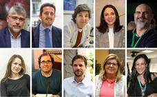 Nueve de los diez cabezas de lista al Congreso para el 28-A son nuevos