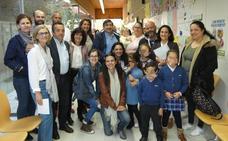 Premio para el centro de salud de El Progreso por su proyecto 'Desayuno saludable en la escuela'
