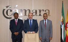 La Cámara de Comercio acerca a los empresarios las oportunidades de negocio en Mauritania y Sudán