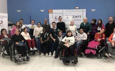 Dani Martínez y Cole Huff clausuran el 'Mes de la Inclusión'