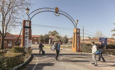 El cuartel de Santa Ana de Cáceres, declarado zona de interés para la Defensa Nacional