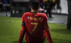 Allegri cree que Cristiano podría perderse la ida ante el Ajax