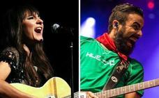 Amaral y Huecco encabezan un Festivalino con 15 conciertos durante tres días