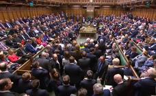 El Parlamento británico rechaza de nuevo el Acuerdo de Salida