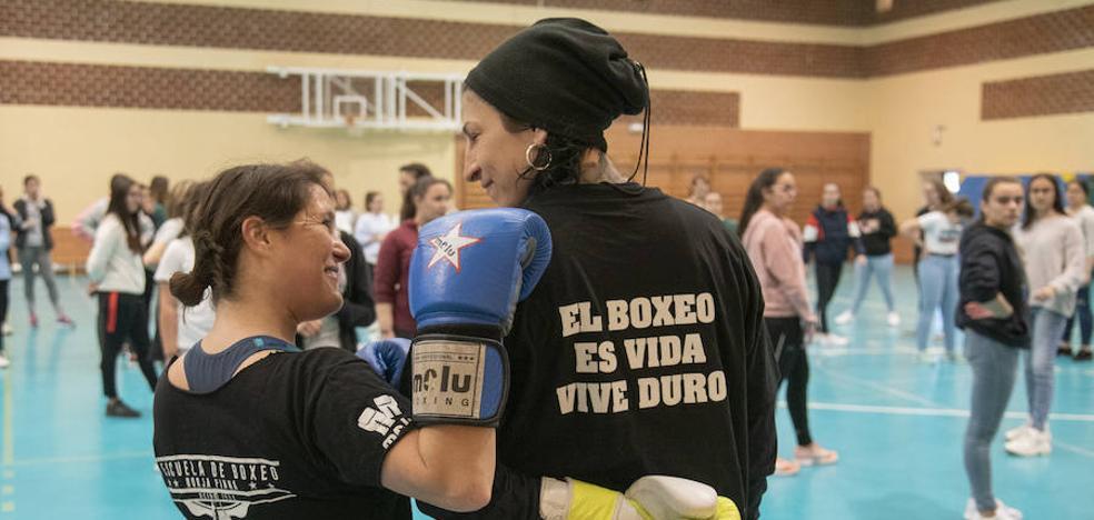 Boxeo para prevenir la violencia