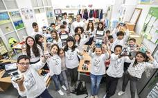 El equipo pacense de robótica quiere representar a España en China