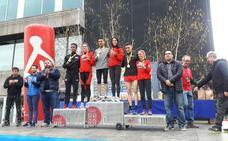 Benabbou revalida el título nacional de media maratón
