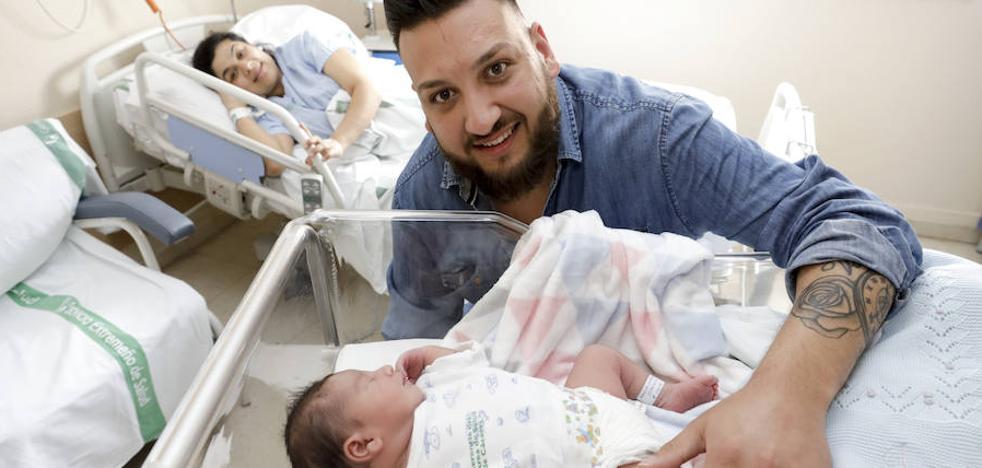 José Manuel trae ocho semanas de paternidad bajo el brazo
