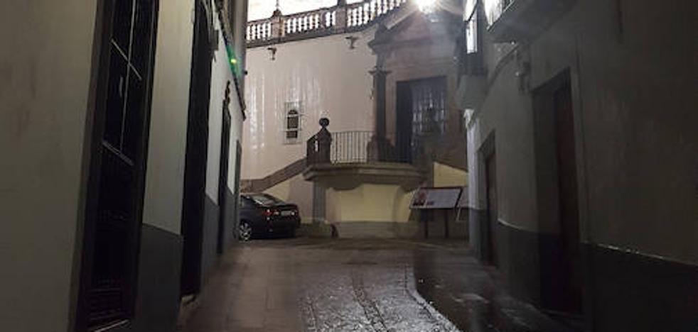 Jerez acumula casi 40 litros desde el sábado y la lluvia seguirá esta semana