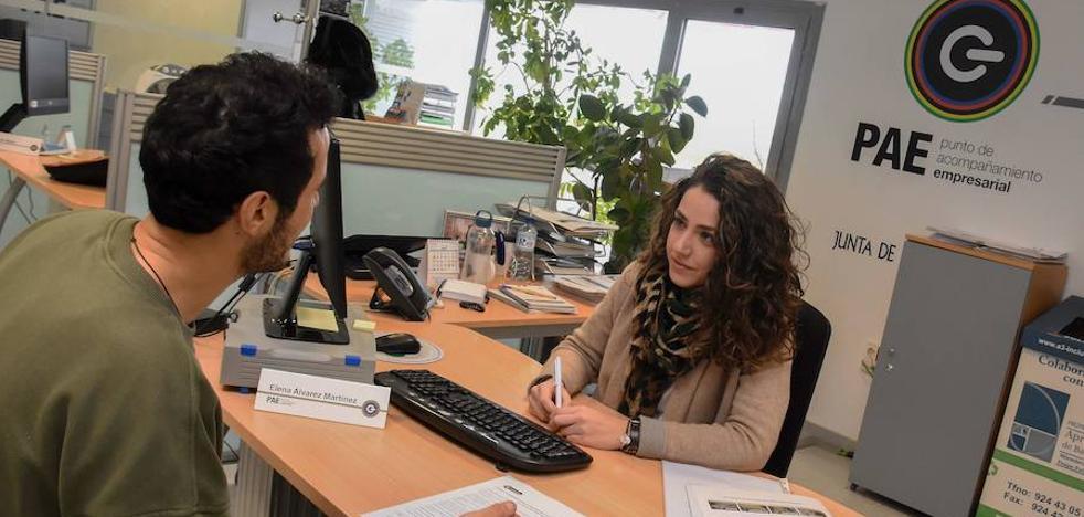 La Junta destina 28,5 millones de euros a nuevas ayudas al autoempleo