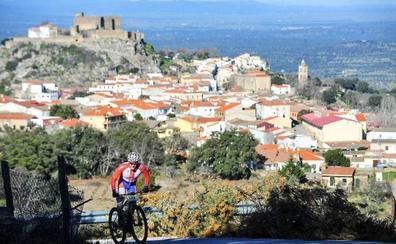 El domingo se celebra la I Ruta Cicloturista BTT Sierra de Montánchez