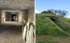 El dolmen del Toriñuelo, en Jerez de los Caballeros, declarado Bien de Interés Cultural