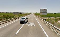 Fomento destina 1,3 millones para arreglar 1,8 kilómetros de la N-430