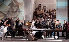 Proyección de una ópera de Verdi y un documental sobre Degas en Cáceres