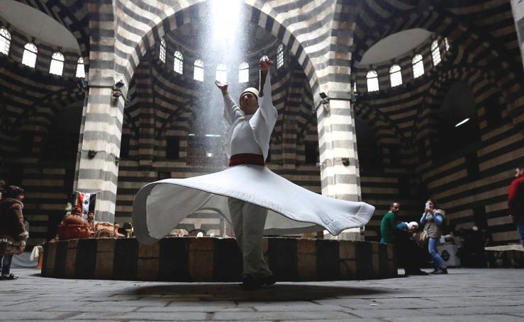 Celebración del Año Nuevo Sirio