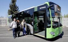 Cáceres ya tiene su primer autobús urbano híbrido