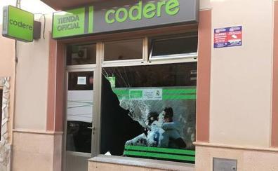 Robo en una casa de apuestas de Valverde de Leganés