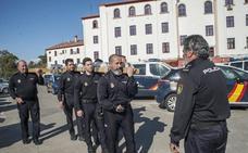 La Policía Nacional sacará a hombros al Cristo del Perdón el Jueves Santo en Badajoz