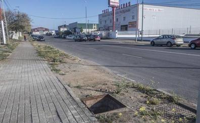 El Ayuntamiento de Badajoz alerta de un repunte de robos en las tapas de registro