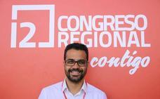 Manuel J. Andrade, candidato a la reelección como alcalde de Olivenza