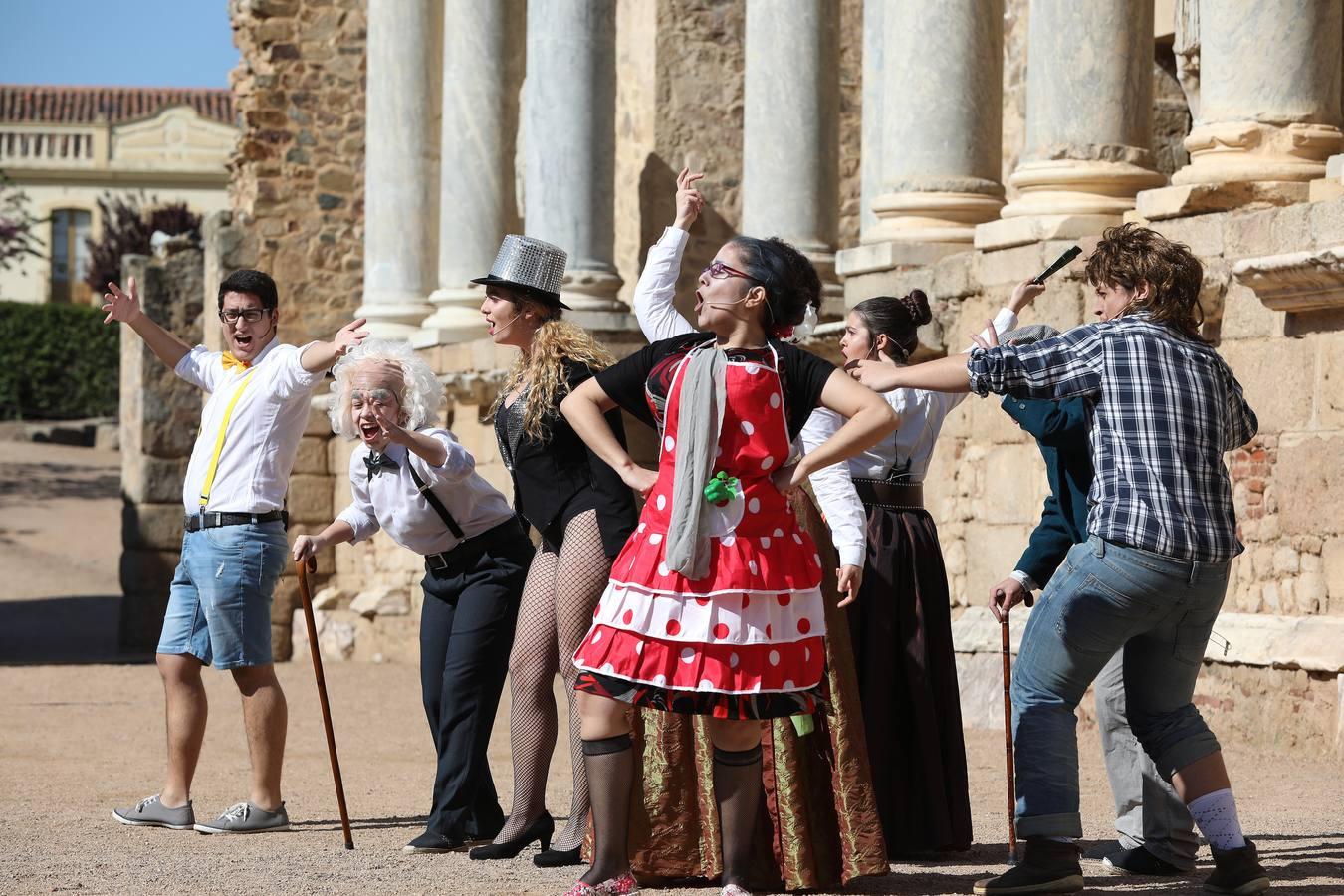 'Cásina' de Plauto se estrena en el Festival de Teatro Grecolatino de Mérida