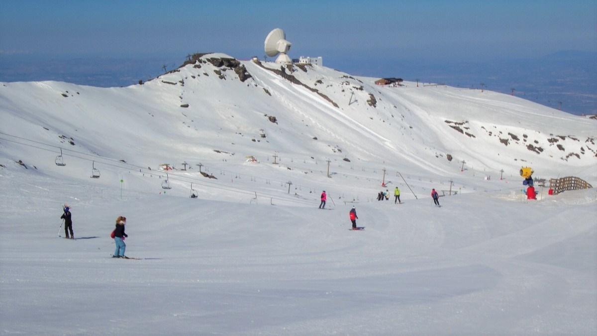 Esquí de primavera, mejor en Sierra Nevada
